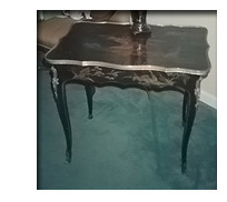Louis XV Period Black Table